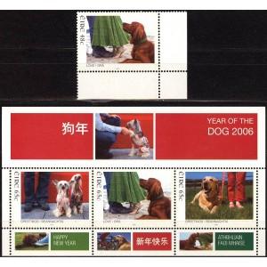 Iirimaa - loomad, uus aasta 2006, puhas