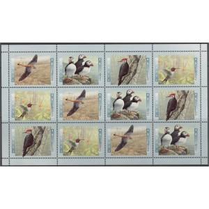 Canada - linnud 1996, väikepoogen **
