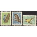 Põhja-Korea - linnud 1965 (II), **