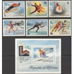 Guinea-Bissau - Lake Placid 1980 olümpia, **