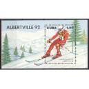 Kuuba - Alberville 92 olümpia, MNH