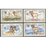 Lõuna-Aafrika - loomad 1954, **