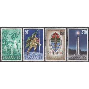 Tanganyika - 1 aasta iseseisvust 1962, **