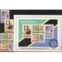 Tansaania - Rowland Hill 1980, **