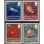 Albaania - mereloomad 1968, MNH