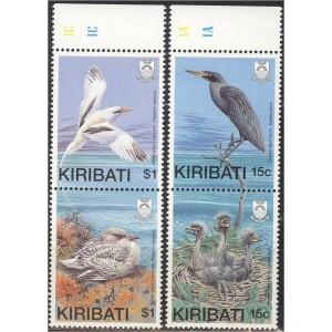 Kiribati - linnud 1989, **