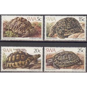 SWA - kilpkonnad 1982, **