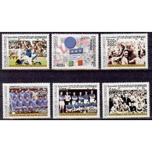 Kampuchea - jalgpalli MM ajalugu 2001, **