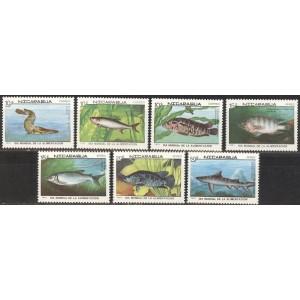 Nicaragua - kalad 1987, **