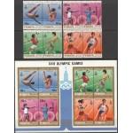 Penrhyn - Moskva 1980 olümpia (I), **