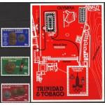 Trinidad ja Tobago - Moskva ´80, MNH