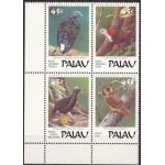 Nicaragua - linnud 1981, **