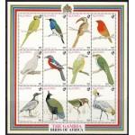 Antigua ja Barbuda - linnud 1995, **