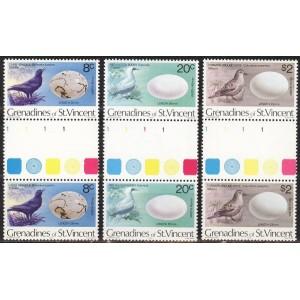 Grenadines of St.Vincent - linnud 1979, paarid **