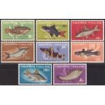 Suriname - kalad 1980, **