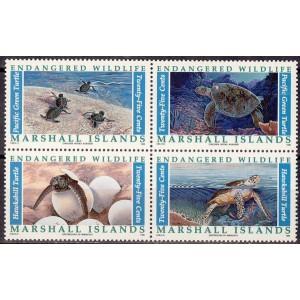 Marshall Islands - kilpkonnad 1990, **