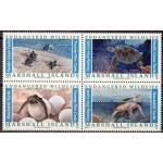 Marshall Islands - kalad, kilpkonnad 1995, **
