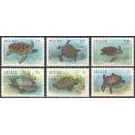 Micronesia - kilpkonnad 1991, **