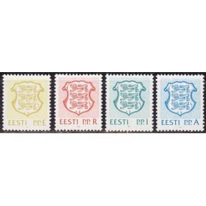 Eesti - 1992 Eesti vapp I, **