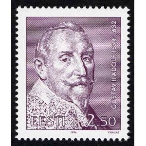 Eesti - 1994 Gustav II Adolf, 1594-1632, **