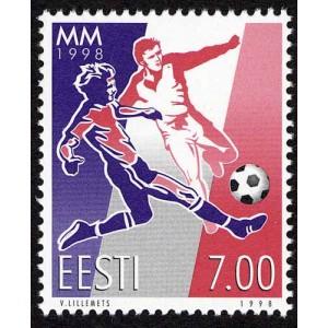 Eesti - 1998 Jalgpalli MM, **