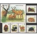 Kampuchea - loomad 1999, MNH