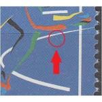Eesti - Lillehammer 1994, sinine täpp **
