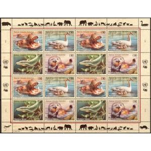 ÜRO (Genf) - loomad, linnud, roomajad 2000, **