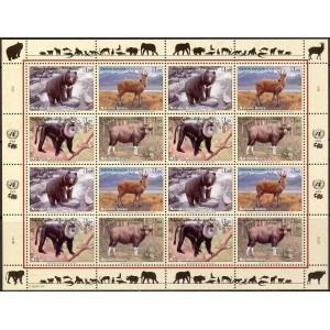 ÜRO (Genf) - loomad 2004, poogen **