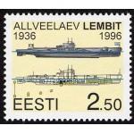 Eesti - 1996 allveelaev Lembit, **