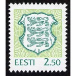 Eesti - 1996 Eesti vapp 2.50, **
