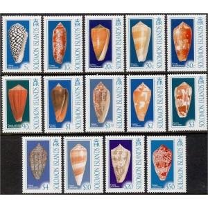 Solomon Islands - merekarbid 2006, **