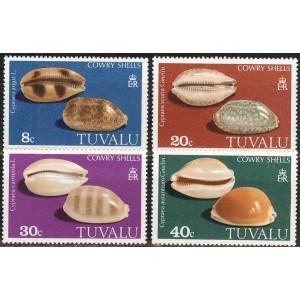 Tuvalu - merekarbid 1980, **
