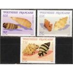 Prantsuse Polüneesia - merekarbid 1989, **