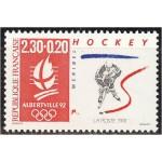 Prantsusmaa - Albertville 1992 olümpia (VI), **