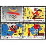 Hispaania - Barcelona 1992 olümpia (I), **