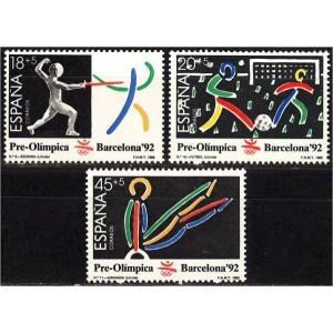 Hispaania - Barcelona 1992 olümpia (III), **