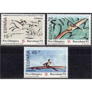 Hispaania - Barcelona 1992 olümpia (VI), **