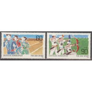 Saksamaa - sport 1982, **