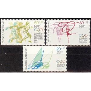 Saksamaa - Los Angeles 1984 olümpia, **