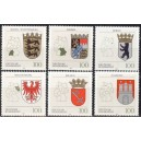 Saksamaa - vapid (I) 1992, **