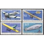 Saksamaa - lennukid 1991, **