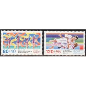 Saksamaa Berliin - sport 1987, **