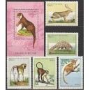 Guinee - loomad 1995, MNH