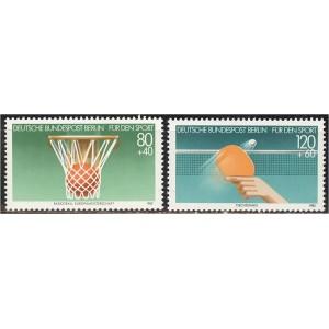 Saksamaa Berliin - sport 1985, **