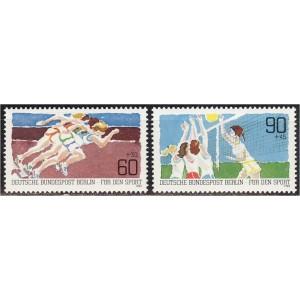 Saksamaa Berliin - sport 1982, **