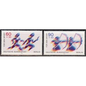 Saksamaa Berliin - sport 1979, **