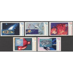Saksamaa - kosmos 1999, **