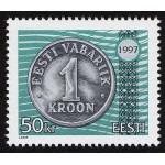Eesti - 1997 Eesti kroon, 50 krooni, **