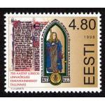 Eesti - 1998 750 a Lübecki linnaõigust, **
